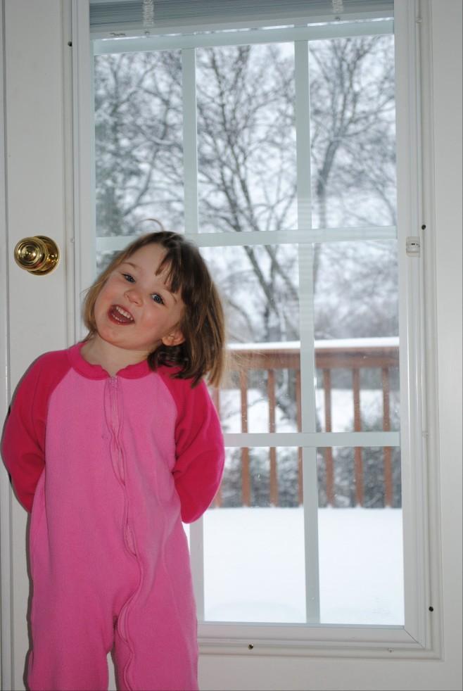 Yay! Snow Day!